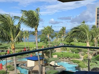 Great 2 Bedroom Frontline with BBQ - Period! Honua kai - Konea 301 - Awesome!