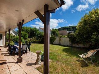Sunnyside House Shaldon - Delightful 4 Bedroom Home