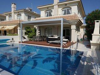 3 Bedroom Seafront Villa in Kapparis