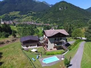 2 bedroom Apartment in Tiarno di Sotto, Trentino-Alto Adige, Italy : ref 5553104