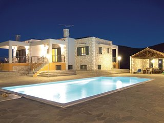5 bedroom Villa in Oreini Meligou, Peloponnese, Greece : ref 5682378