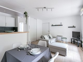 Appartement T2 cosy et lumineux a Port Marianne avec parking et terrasse