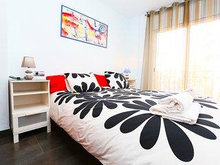 Apartamento 1 dormitorio vistas ciudad