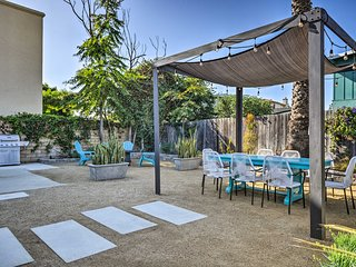 NEW! Remodeled Ventura Beach House w/Yard+Fire Pit
