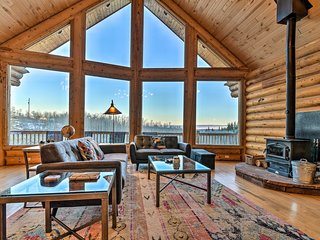 'Aspen Grove Lodge' Fairplay Home - 5 Acres w/Deck