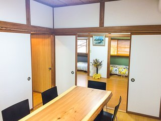 LARGE 6 Bedroom 200 SQ M HOUSE 30 MIN TO SHINJUKU