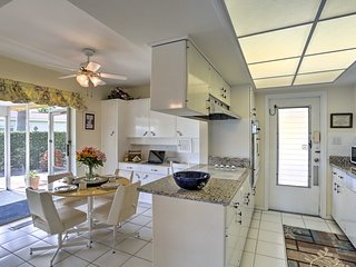 NEW! Waterfront Port Charlotte Cottage w/ Dock!
