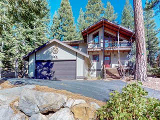 NEW LISTING! Charming ski getaway for the whole family w/decks - near the slopes