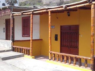 Beach House in Barranca, Norte Chico