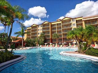 Studio Suite Near Disney & Sea World w/ Resort Pool, Hot Tub, Dining & WiFi
