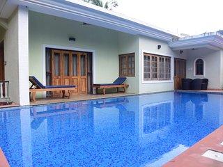 Oasis -- Tropical Villa, 3 bed villa