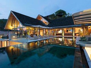 Kalim Beach Villa 4480 - 5 Beds - Phuket