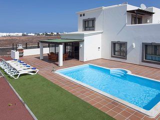 HIPOCLUB VILLAS, 4 Aguamarina, Beautiful villa with private pool and Wifi