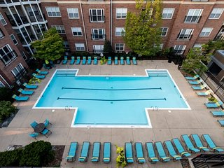 SoBe Acklen Apartments Full 2 Bedroom - 2 Bath