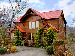Appalachian Lodge ( 4 Bedroom home )