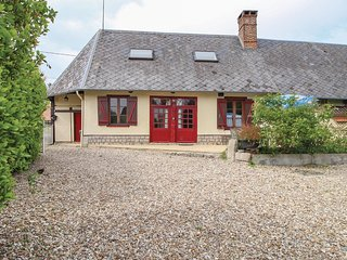 3 bedroom Villa in La Chapelle-sur-Dun, Normandy, France : ref 5576793