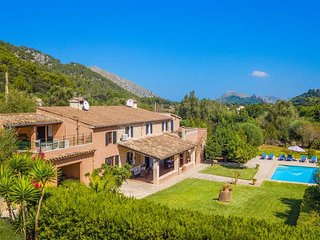 3 bedroom Villa in Pollença, Balearic Islands, Spain : ref 5473904