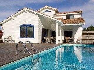 3 bedroom Villa in Moliets-et-Maa, Nouvelle-Aquitaine, France : ref 5690443