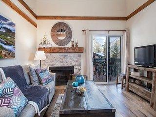 Mountainside 201C Condo Frisco Colorado Vacation Rental