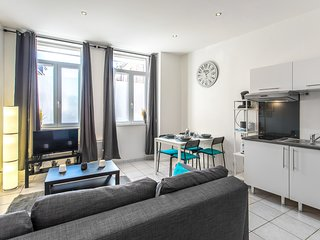 Beautiful apt in Amiens & Wifi