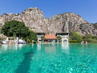 4 bedroom Villa in Dalyan, Muğla, Turkey : ref 5666803