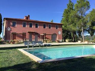 4 bedroom Villa in Monte Lopio, Tuscany, Italy - 5574650