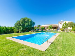 SA TORRE (HORTETA) - Villa for 8 people in Montuiri
