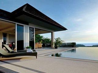 Layan SEA VIEW villa, 3-br, Layan