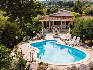 5 bedroom Villa in Scopello, Sicily, Italy : ref 5558607