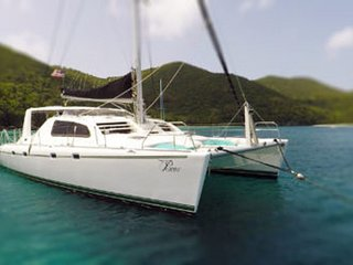 Luxurious 47' Sailing Yacht Catamaran- Pisces