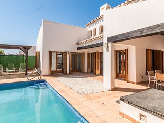 Turquesa luxury villa & Private Pool perfect for family, couples, golf hols.
