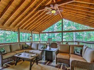 NEW! Remodeled Sapphire Resort Cabin In Nantahala!