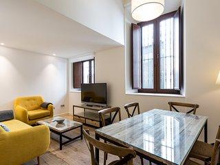 Apartamentos Lanza 01, 2D+2B en Edificio con consigna y parking