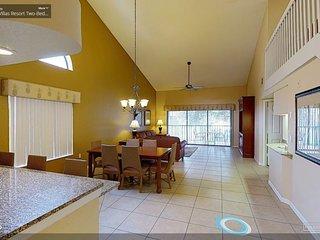 Two-Bedroom Villa with Loft