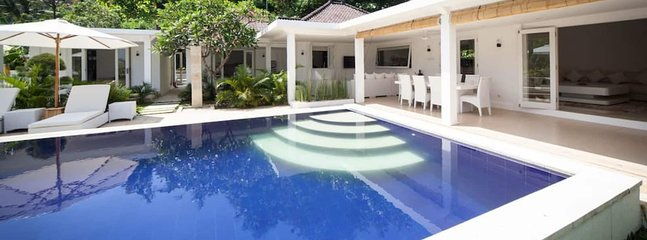 Villa Cahaya Utara : Private and privacy!