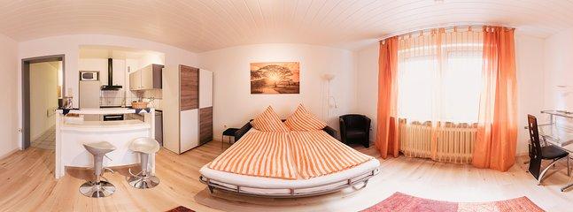 Panorama de habitaciones