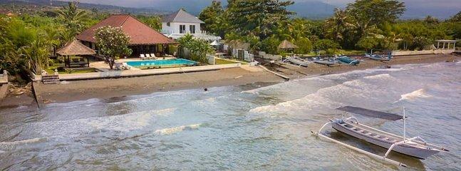 Villa Lovina Beach 1+2 : FREE BOAT TOUR!