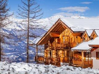 Appartement spacieux et lumineux aux Orres | Près de l'école de ski!