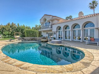 6 Bedroom Beverly Hills Estate with Pool and City Views
