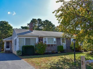 This spacious 3 bedroom home offers central air and plenty of living space!