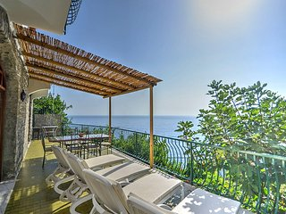 3 bedroom Villa in Praiano, Campania, Italy : ref 5228457