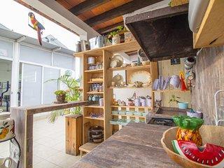 Estudio Puntamita en Tropical Home Vallarta Hostal b&b