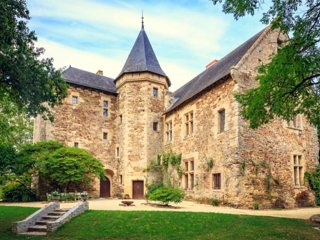 Chateau de Chanze - Castle
