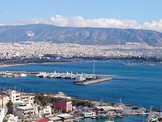 Stylish Maisonette 90sqm Near Piraeus Port