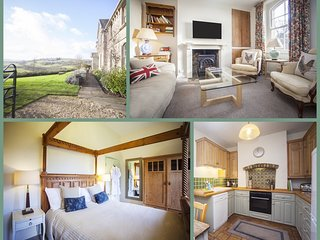 Stunning Views, Beautiful Cottage Near Bath (BBC)