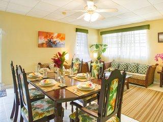 BK Villas-Barbados Unit 6 Large Three Bedroom