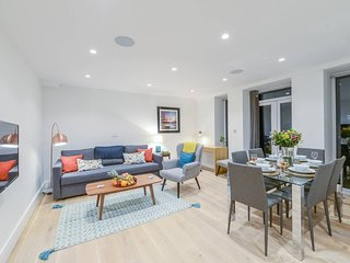 Fabulous stay in modern apartment – London luxury
