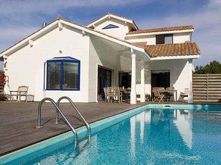 4 bedroom Villa in Moliets-et-Maa, Nouvelle-Aquitaine, France - 5640782
