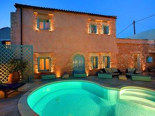 2 bedroom Villa in Xirosternion, Crete, Greece - 5683632
