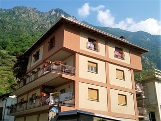 4 bedroom Apartment in Grosio, Lombardy, Italy : ref 5683765